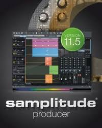 Samplitude Producer Transfers An Entire Recording Studio To Your PC And Offers Easy Start Into The World Of Professional Music