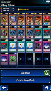 let s talk about mill decks duellinks