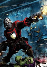 Star Lord Marvel Art Fresh Guardians Of The Galaxy Character Profile On Collider
