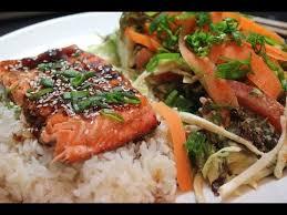 documentaire cuisine japonaise cuisine japonaise comment cuire un filet de saumon à la sauce