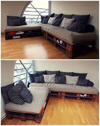 Alluring DIY Sofa Bed With Best 20 Diy Ideas On Home Furnishings Couch Rustic