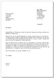 Formal letter writing example grammar Pinterest