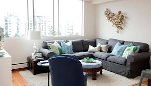gray sofa decor russcarnahan