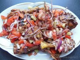 cuisine v馮騁arienne recettes poulet braisé plat africain jeannette cuisine