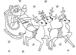 Petit Coloriage De Noel