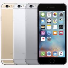Apple iPhone 6 Plus 16GB Silver Unlocked A1524 CDMA GSM