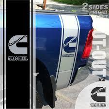 100 Custom Stickers For Trucks Car Styling For 1500 2500 3500 Truck Bed Side Stripes Vinyl