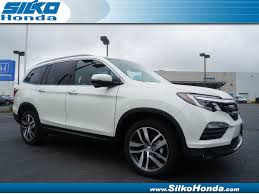 Honda Pilot Touring Captains Chairs by New 2017 Honda Pilot Touring Awd Touring 4dr Suv Near Brockton