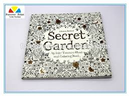 Source Secret Garden Adult Coloring Book Adults Drawing Books For Wholesale On Malibaba