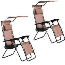 Anti Gravity Lounge Chair Cup Holder by Zero Gravity Chair With Side Table Zero Gravity Lounge Chairs