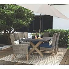 Patio Pier e Outdoor Furniture Wood Outdoor Furniture Walmart