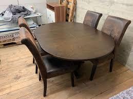 antik trifft auf neu tisch und 4 stühle kaufen auf ricardo