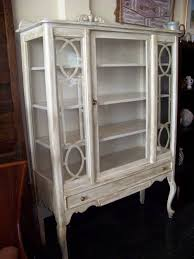 Antique China Cabinet Neoteric