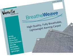 Vanilla Leisure Breatheweave Breathable Caravan Awning Groundsheet ... Groundsheets For Awning Breathable Caravan Carpet Tent Sunncamp Inceptor 390 Air Plus 2017 Buy Your Awnings And Isabella Bolon Grip For Awning Carpets 4 Per Pack You Can 20 Olpro Plastic Tentawning Groundsheet Pegs Casablanca X25m Maypole Ascot 25 X 40m Blue Tamworth Vidaldon Groundsheet Accessory Shop Awnings Accsories Regular Vik Blue Carpet Metres Plastic Pegs X Grey