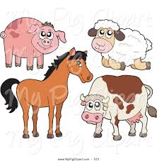 Swine Clipart Of A Barnyard Animals; Cute Piggy, Sheep, Horse And ... Childrens Bnyard Farm Animals Felt Mini Combo Of 4 Masks Free Animal Clipart Clipartxtras 25 Unique Animals Ideas On Pinterest Animal Backyard How To Start A Bnyard Animals Google Search Vector Collection Of Cute Cartoon Download From Android Apps Play Buy Quiz Books For Kids Interactive Learning Growth Chart The Land Nod Britains People