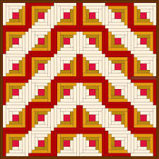 Six Popular Log Cabin Quilt Patterns – New Quilters