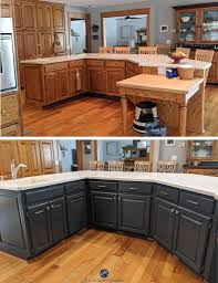Painting Wood Kitchen Cabinets Ideas Should I Paint My Oak Cabinets Or Keep Them Stained