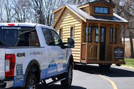 Ford Towing Tiny Houses Across The U.S. This Summer | Medium Duty ... Truck House Mobile Homes Pinterest House Front And Ford Trucks For Sale In Arizona Auto Safety Owen J Roberts News Food Tiny Auction I Stumbled Across The Rarely Documented Mating Ritual Of Ups Trucks Agencia Home Sell Your Stop Paying Rent Photo Image Gallery Fire At Stock Video Footage Videoblocks Truck Skyline Neighborhood Sleeping Portland Inland Kenworth Holds Open House Business Rhode Island Truck Tolls Begin As Trucking Vows To Fight Transport Towing Tiny Houses Us This Summer Medium Duty Sweet On Wheels Thecuriouskiwi Nz Travel Blog