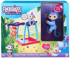 Fingerlings Monkey Bar Playset WowWee