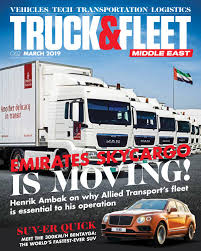 100 Fleet Trucks Truck And Middle East Construction News