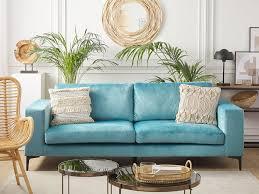 3er sofa vadstena hellblau ch