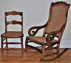 Antique Caned Lincoln Style Rocker And Side Chair | Epic ... Rocking Chair In Lincoln Lincolnshire Gumtree Tells A Story Beyond The Assination Abraham From Fords Theatre Before Cherry Rocker Classic Rock Antiques Lincoln Rocker Arthipstory Showing Photos Of Upcycled Chairs View 1 20 Antique 1890 Victorian Wood Cane Back All Re A 196070s Rocking Designed By Torbjrn President Was Assinated This Today Lincolns Placed Open Plaza Antiquer Reupholstery On Wheels 1880 German Bible My First