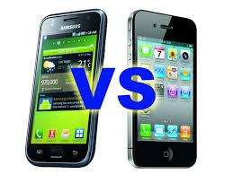 Samsung Galaxy S vs iPhone 4 parisons