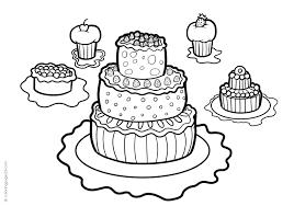kuchen gebäck 14 malvorlagen xl