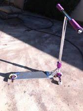 Custom Kick Scooter Ethic Lindworm VS Deck Cooper Klaar Bar Tilt Legacy Fork