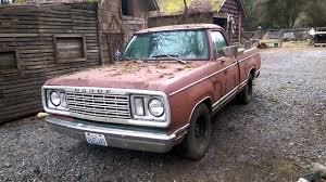 100 78 Dodge Truck Truck Adventurer Custom YouTube