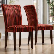 Homelegance Royal Red Striped Design Fabric Parson Chairs ... Homepop Parsons Ding Chair Red And Gold Damask Lane Fabric Accent Tags Small Striped With Armrests Wooden Windsor Style Ding Chairs Newel Balloon Back Mahogany Classic Parson Set Of 2 Linen Store Luxurious Cover Form Fitting Soft Slipcover 4 6 Peter Corvallis 33 Types Of Classy Pictures Seat Covers For Chairs Pillow Perfect Reversible Pad Redtan Carmilla Pier 1 Imports New