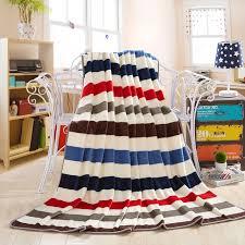 flanelle couvre lits gaufrage couverture pleine taille