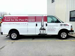 100 Tri State Truck Center Donates Delivery Van To St Johns Food Program