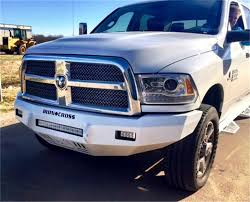 HD Low Profile Bumper - Shane Burk Glass & Truck