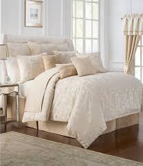 Vince Camuto Bedding by Waterford Britt Scroll Foulard Comforter Set Dillards