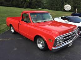 100 1969 Gmc Truck For Sale GMC Sierra For ClassicCarscom CC1151336