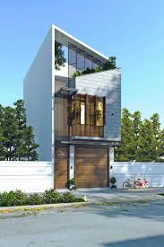 100 Narrow House Designs Pin On S
