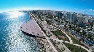 100 Molos By Aerial Video_Visit Limassol Breathe Unity