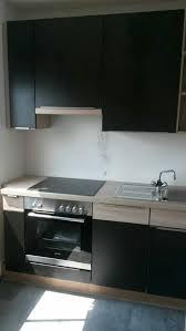 verkaufe neue küche kika inkl geräte