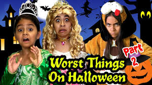 Halloween Childrens Books 2017 by Worst Things Halloween Part 2 Halloween Comedy Halloween Kids