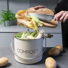 de navaris komposteimer mülleimer abfalleimer für