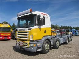 Scania -r500-8x2-6-adr-retarder_chassis Cab Trucks Year Of Mnftr ...