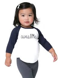 12 18 Month Navy Blue Raglan Kids Baseball T ShirtUnique Baby