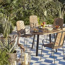 Buy NowLeaf 4 Seater Table And Chairs Set Was GBP799 THEN GBP599 NOW GBP399