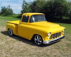 100 1955 Chevrolet Truck CHEVROLET 3100 CUSTOM PICKUP