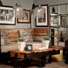 Rustic Vintage Cabin Decorating Ideas