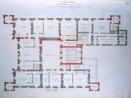 Highclere Castle Ground Floor Plan by Mini Mansion Floor Plans House Plans