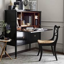 help me find a modern sleek secretary desk