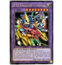 xyz cannon deck yugioh duel links xyz cannon mil1 en040 black fox cards
