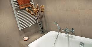 mediterranea touch linen look tile bathroom linen fabric or